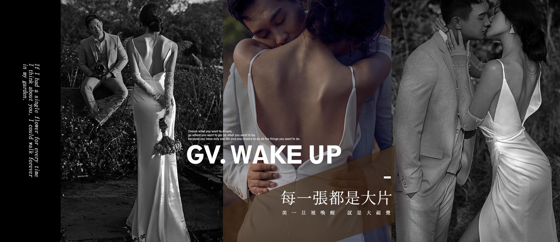 GV.STUDIO X AGAIN肖像館
